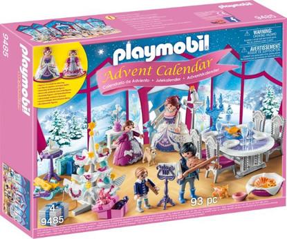 Playmobil - Advent Calendar - Christmas Ball PMB9485 Box