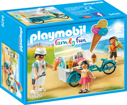 Playmobil - Ice Cream Cart PMB9426 Box
