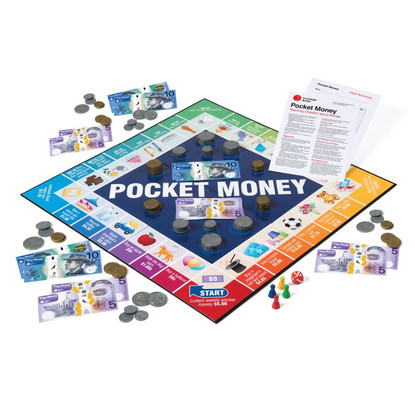 Pocket Money Game - What's in the box?