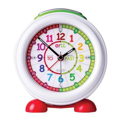 EasyRead Time Teacher Rainbow Past/To Alarm Clock