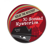 30 Second Mysteries - Solve the Mystery