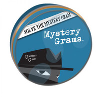 Mystery Grams - Solve the Mystery Gram