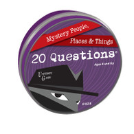 20 Questions - Mystery People, Places and Things