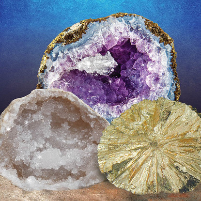 Break Open 2 Real Geodes - National Geographic
