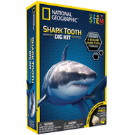 Shark Tooth Dig Kit - National Geographic at Kiozwi