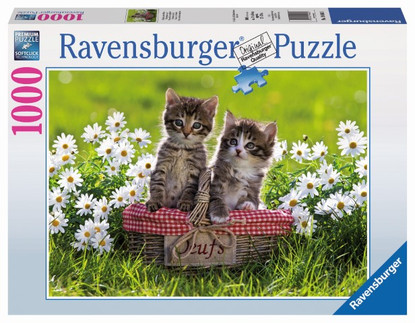 Ravensburger - Picnic in the Meadow Puzzle 1000pc RB19480-3