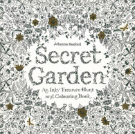 Secret Garden: An Inky Treasure Hunt By Johanna Basford