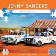 Blue Opal - Outback Rally Rivals 1000 piece Jenny Sanders BL02022