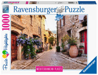 Ravensburger - Mediterranean France 1000pc RB14975-9 Box