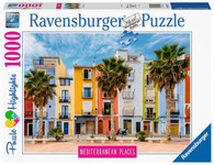 Ravensburger - Mediterranean Spain 1000pc RB14977-3 Box