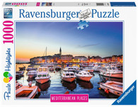 Ravensburger - Mediterranean Croatia 1000pc RB14979-7 Box