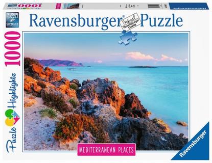 Ravensburger - Mediterranean Greece 1000pc RB14980-3 Box