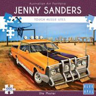 Blue Opal - Ute Muster 1000 piece Jenny Sanders BL02026 Box