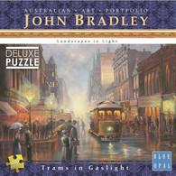 Blue Opal - Bradley Trams In Gaslight 1000pc BL01991 Box