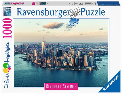 Ravensburger - New York 1000pc RB14086-2