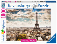 Ravensburger - Paris 1000pc RB14087-9