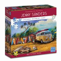 Blue Opal - Bait & Rods Kombi Puzzle 1000 piece Jenny Sanders BL02008