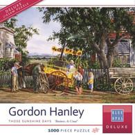 Blue Opal - Business as Usual 1000 piece Jigsaw Gordon Hanley BLO1887 box