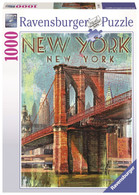 Ravensburger - Retro New York RB19835-1 Box