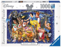 Ravensburger - Disney Memories Snow White 1937 Puzzle 1000pc Ravensburger RB19674-6 box