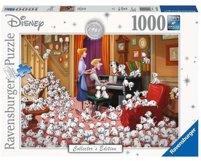 Ravensburger - Disney 101 Dalmatians Moments 1000 piece RB13973-6 box