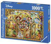 Ravensburger - Disney Best Themes Puzzle 1000pc RB15266-7
