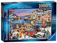 Ravensburger - Home for Christmas Puzzle 1000 piece RB13991-0 box