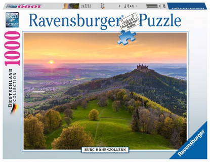 Ravensburger - Castle Hohenzollern 1000pc RB15012-0