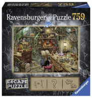 Ravensburger - ESCAPE 3 The Witches Kitchen Puzzle 759 piece RB19958-7 box