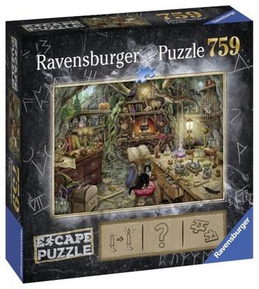 Ravensburger - ESCAPE 3 The Witches Kitchen Puzzle 759 piece RB19958-7