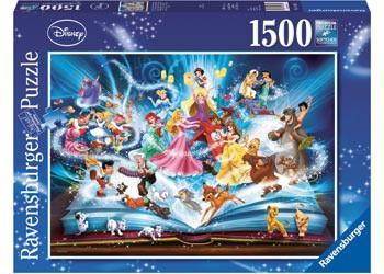 Ravensburger - Disney Magical Storybook Puzzle 1500pc RB16318-2 box