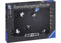 Ravensburger - KRYPT Black Puzzle 736pc RB15260-5 box angled
