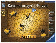 Ravensburger - KRYPT Gold Spiral 654 pc RB15152-3 (Gold) box