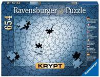 Ravensburger - KRYPT Silver Spiral 654 pc RB15964-2 (blue) box