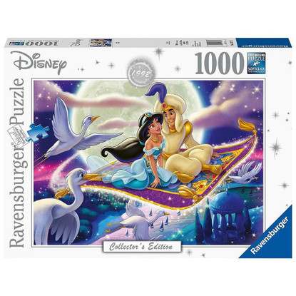Ravensburger - Disney Aladdin Moments Puz 1000 piece RB13971-2