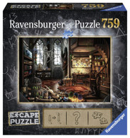 Ravensburger - ESCAPE 5 Dragon Laboratory 759pc RB19960-0
