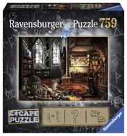 Ravensburger - ESCAPE 5 Dragon Laboratory 759pc RB19960-0