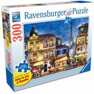 Ravensburger - Pretty Paris Large Format Puzzle 300 piece RB13560-8