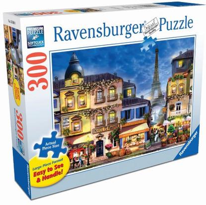 Ravensburger - Pretty Paris Large Format Puzzle 300 piece RB13560-8