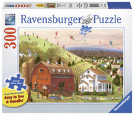Ravensburger - Let's Fly Large Piece Format 300 piece RB13589-9