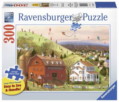 Ravensburger - Let's Fly Large Piece Format 300 piece RB13589-9
