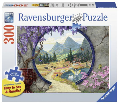 Ravensburger - Into a New World Large Format Puzzle 300 piece RB13576