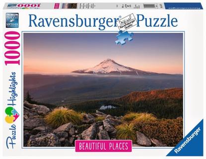 Ravensburger - Mount Hood, Oregon, USA Puzzle 1000 piece RB15157-8
