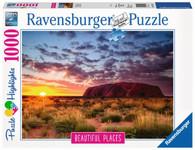 Ravensburger - Ayers Rock, Australia Puzzle 1000 piece RB15155-4