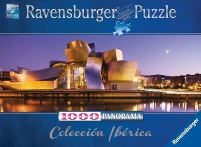 Ravensburger - Museo Guggenheim Bilbao Puzzle 1000 piece RB15072-4