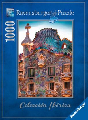 Ravensburger - Casa Batllo, Barcelona Puzzle 1000pc RB19631-9