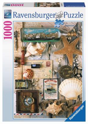 Ravensburger - Maritime Collage Puzzle 1000pc RB19479-7
