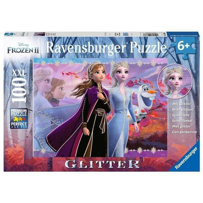 Disney Frozen 2 Strong Sisters 100pcs RB12868-6 box