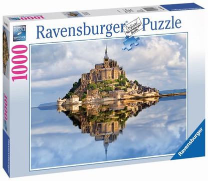 Ravensburger - St Michaels Mount Puzzle 1000pc RB19647-0
