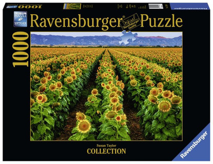 Ravensburger - Fields of Gold 1000pc RB15288-9